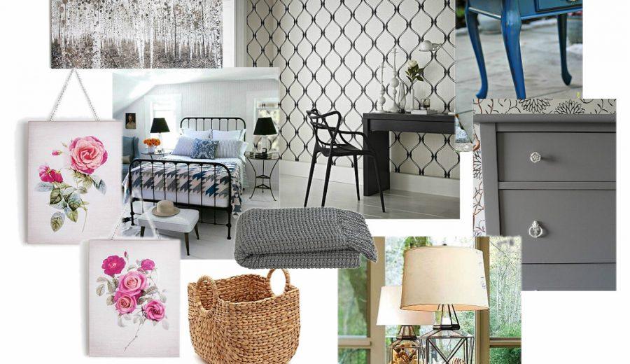 The Spare Bedroom Plans: It's Wallpaper Week!