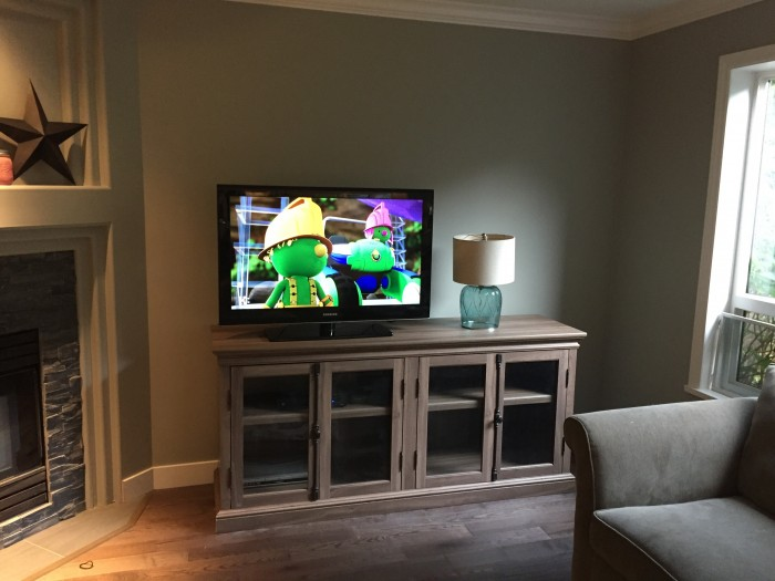 Wayfair entertainment unit
