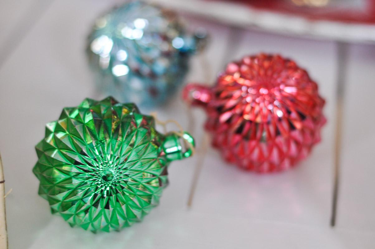 Grandma's Ornaments - Santa Land Glass Blown Ornaments-3