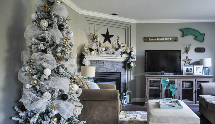 My House This Christmas: 2015 Christmas Tour