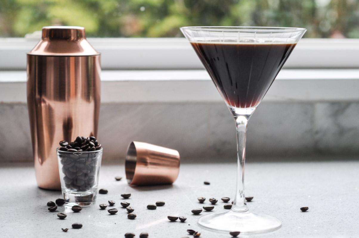 how to make bulk espresso martini