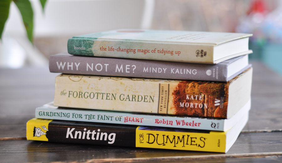 Being Bookish: Books I'm Loving Right Now