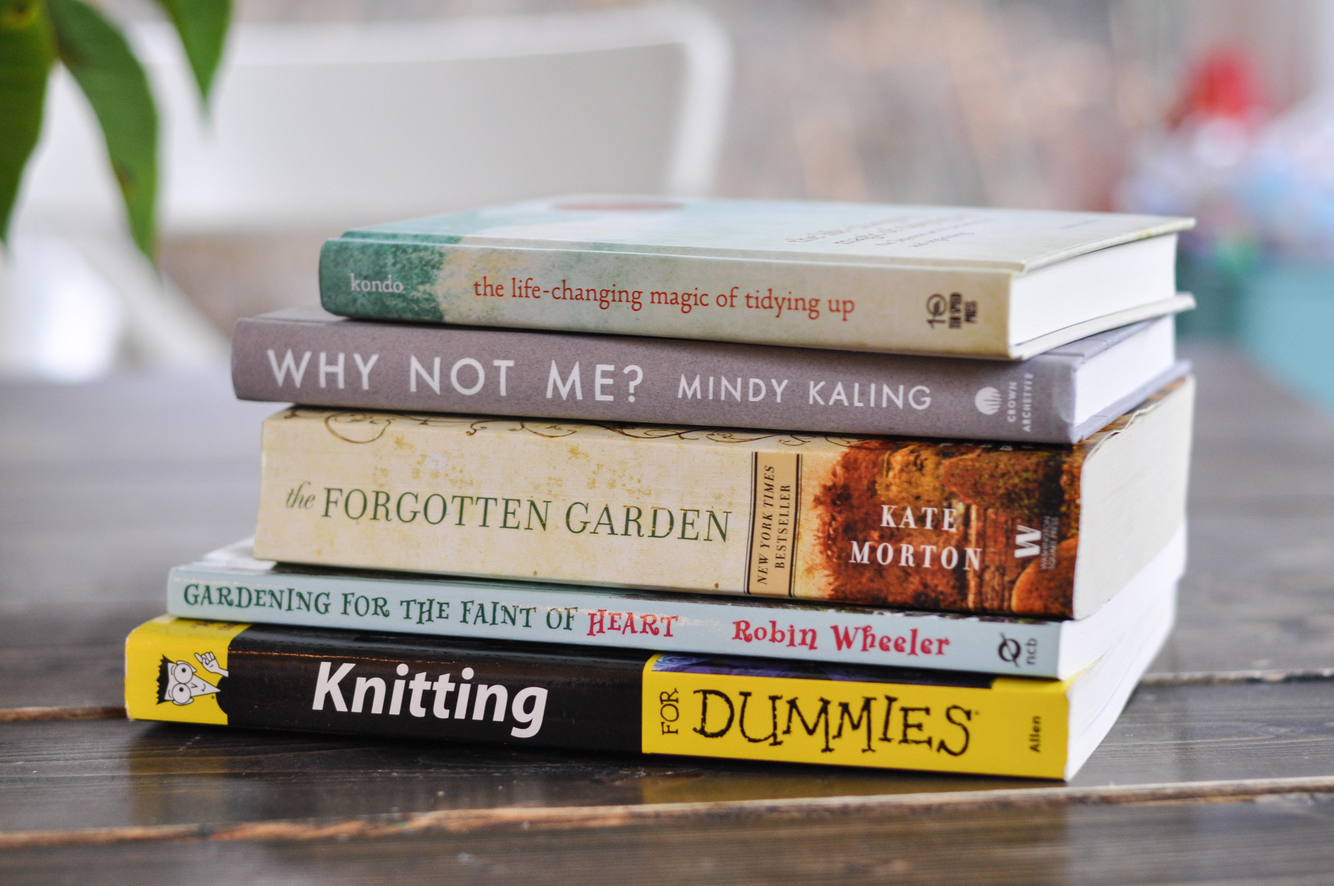 Books I'm Reading - January 2016-1