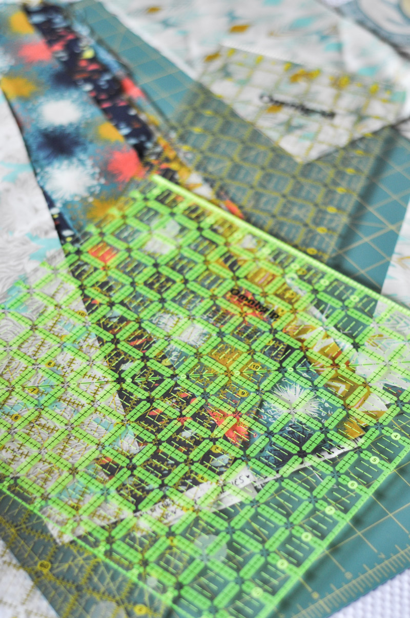 Quilting Class - Cutting and Sewing-1-2