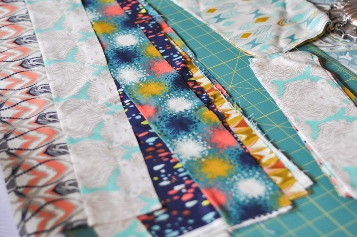 Quilting Class - Cutting and Sewing-1