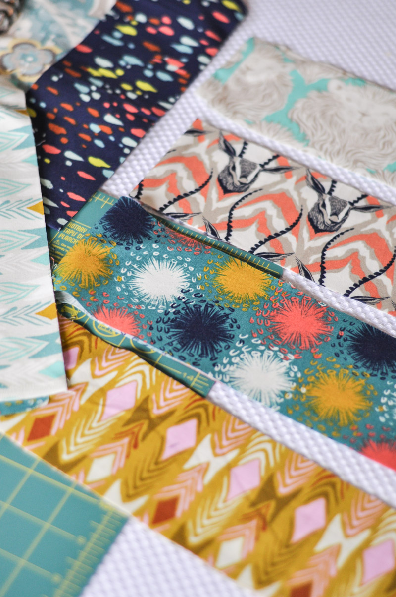 Quilting Class - Cutting and Sewing-2
