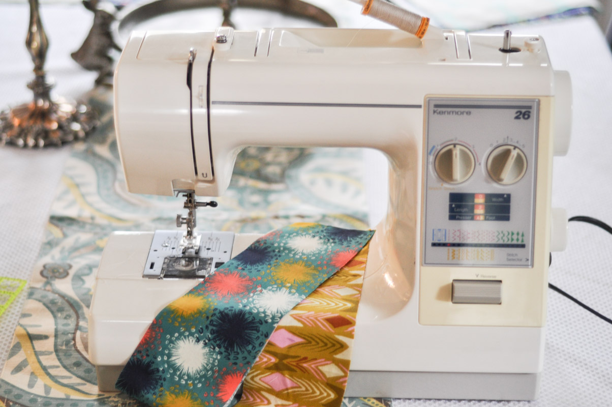 Quilting Class - Cutting and Sewing-4