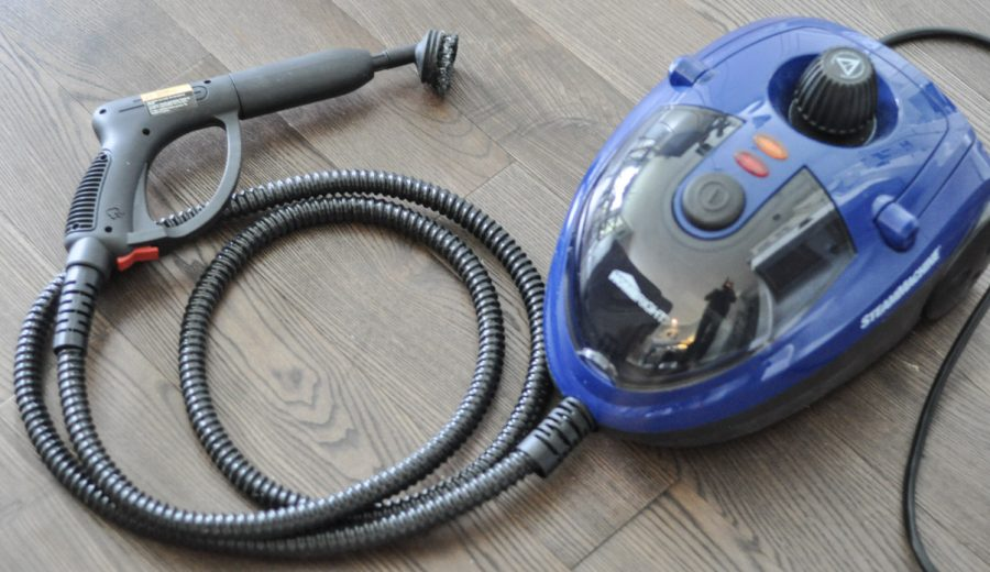 It's Spring Cleaning Time: The HomeRight Steam Cleaner Review and Giveaway