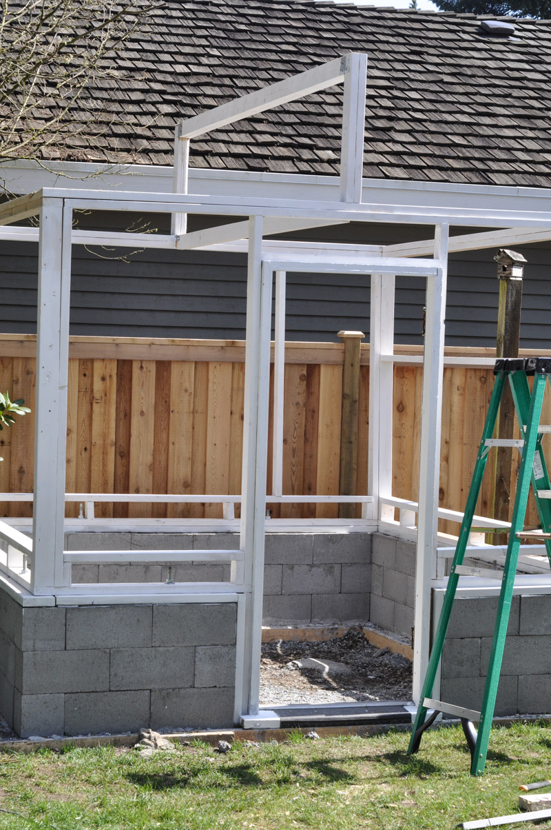 Framing the Greenhouse -3