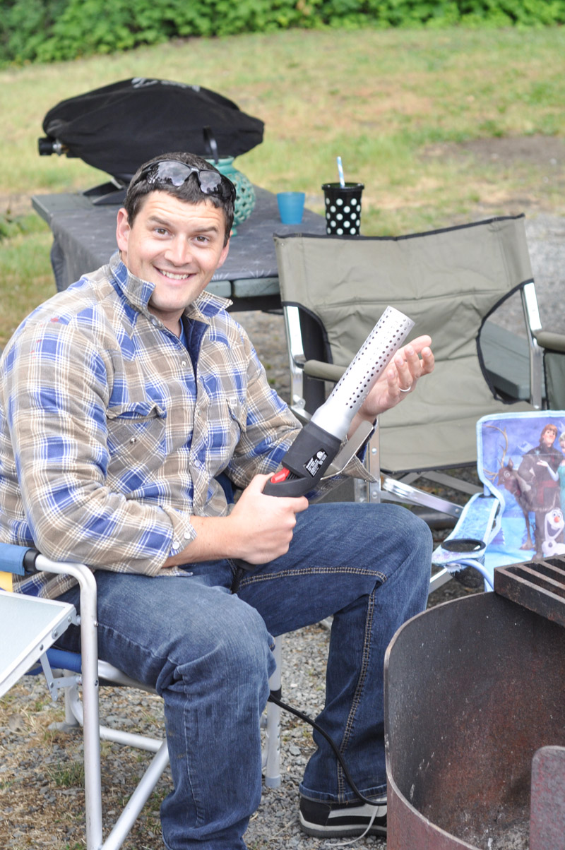 The Electrolight Fire Starter And Camping-1