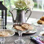 DIY Cakestands Using Vintage Plates
