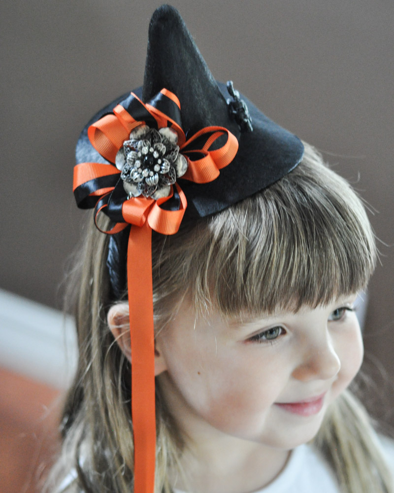 DIY Witch Hat Headband-4