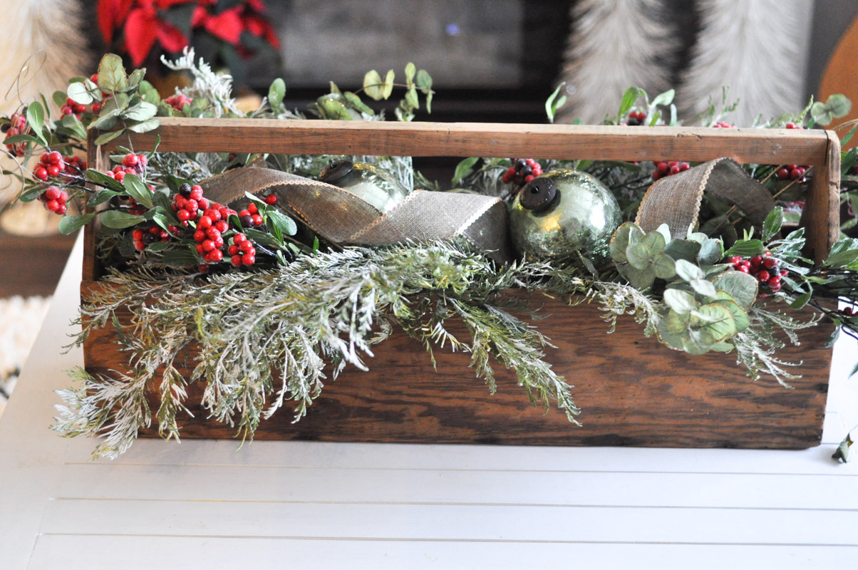 diy-flocked-branches-in-a-toolbox-1