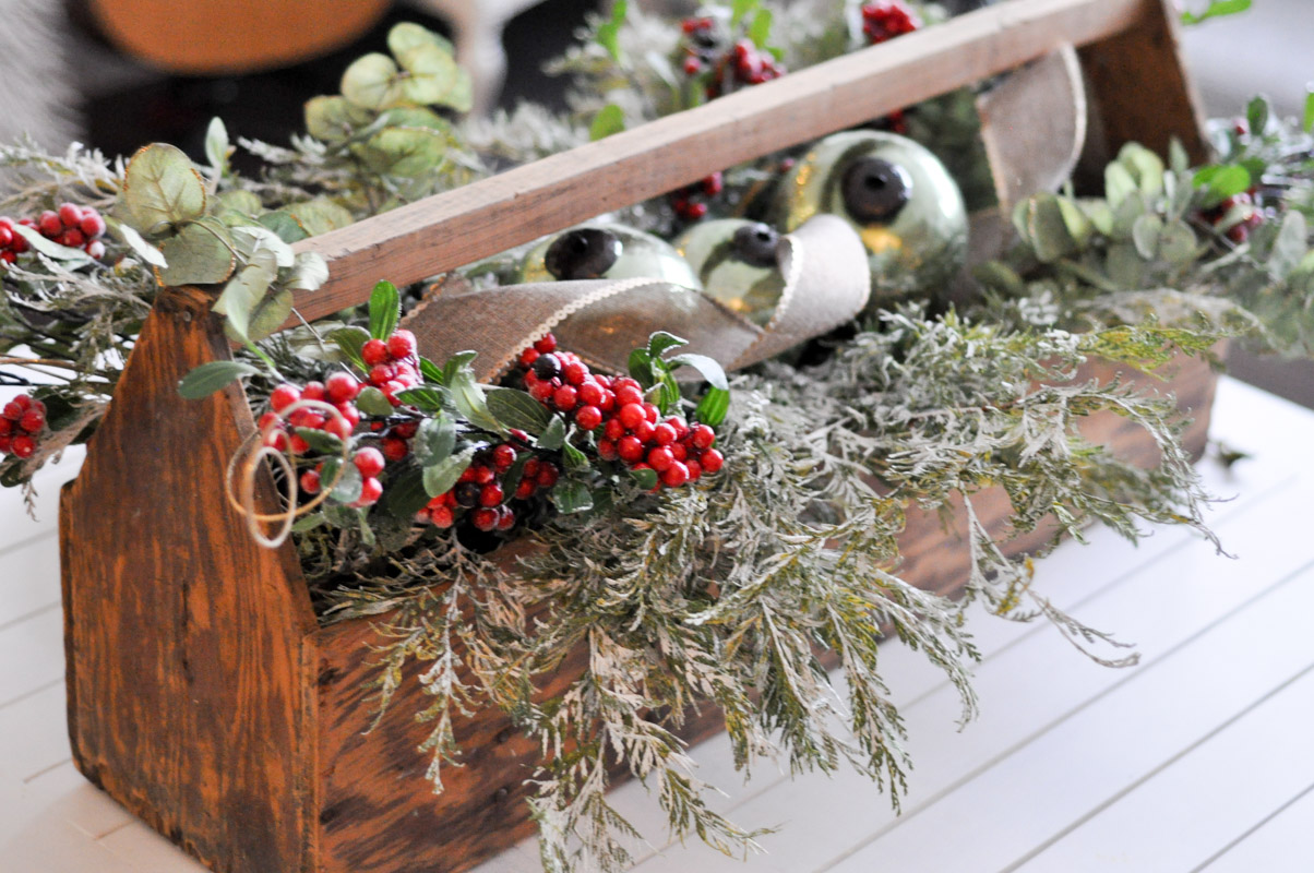 diy-flocked-branches-in-a-toolbox-8