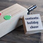 Christmas Cheer Wine Box