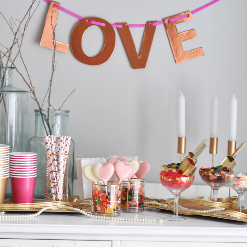 Valentine's Day Candy Bar-5