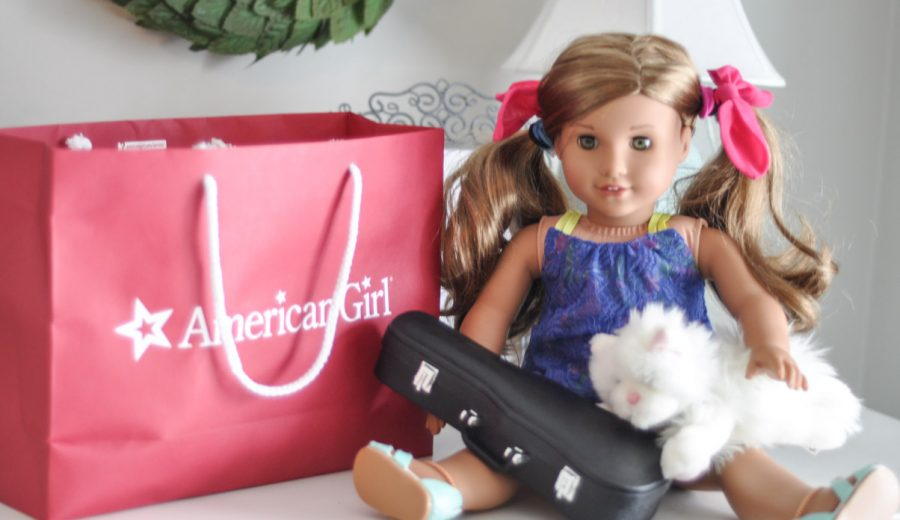 When Canadian Girls Visit the American Girl Store