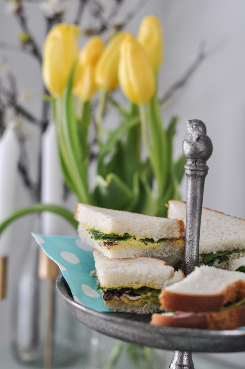 Fancy Sandwiches for High Tea-2