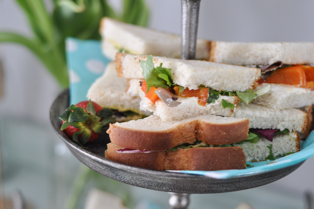 Fancy Sandwiches for High Tea-20