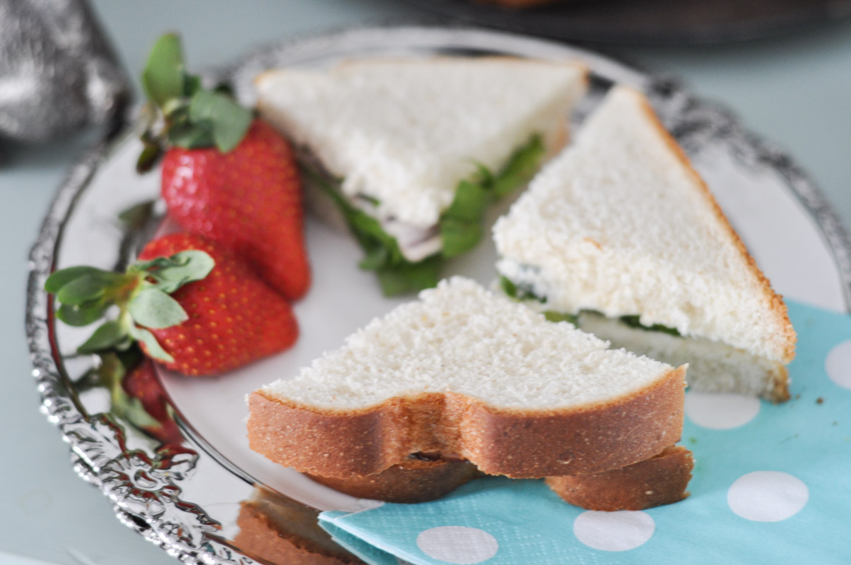 Fancy Sandwiches for High Tea-7
