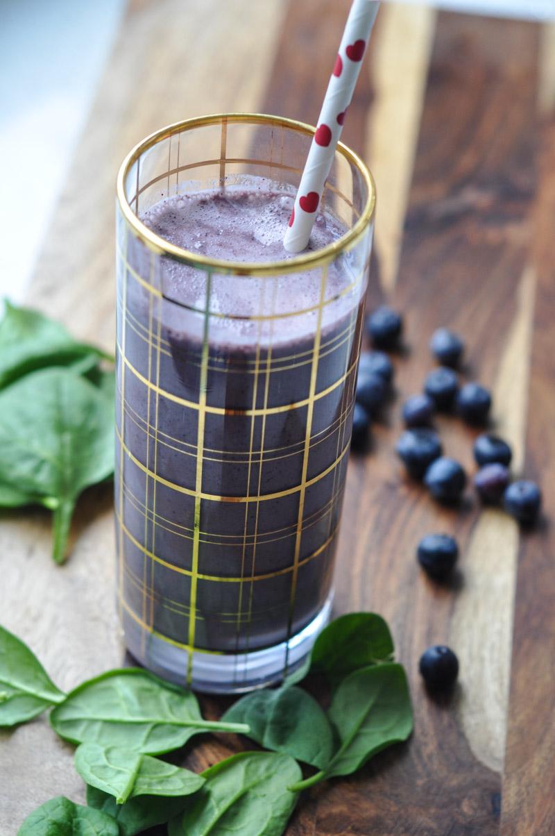 Morning Smoothie Recipe with Greek Yogurt-2