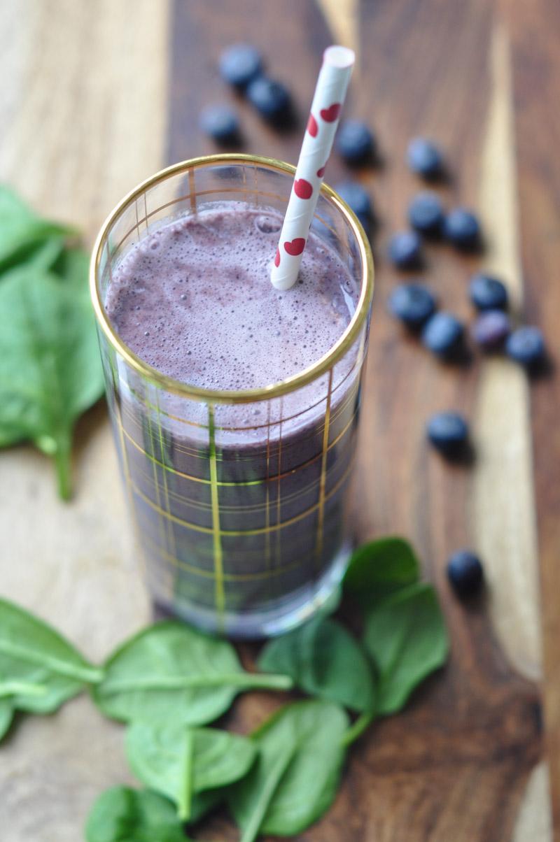 Morning Smoothie Recipe with Greek Yogurt-3
