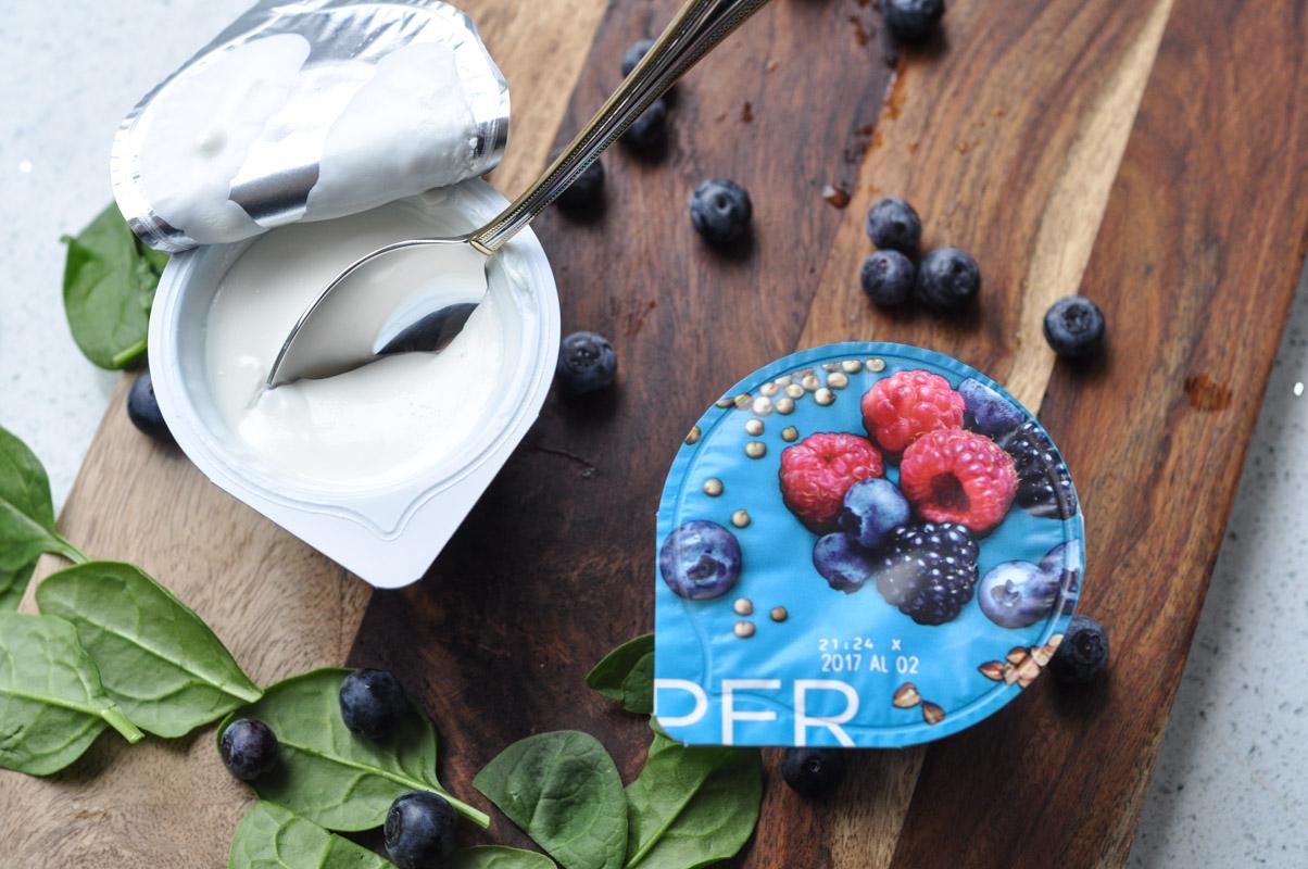 Morning Smoothie Recipe with Greek Yogurt-4
