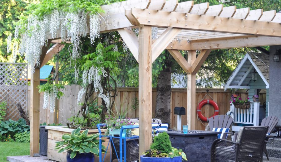 The Pergola Project: What we learned and what it cost