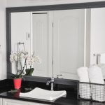 It's All In The Prep: Easily Painting Trim Around A Mirror